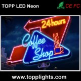 Nome de férias de Natal 12V Voltage LED Flex Neon