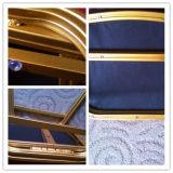 Presidenze di alluminio d'impilamento usate comode di banchetto dell'hotel