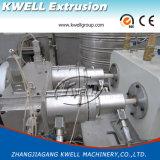 Extrusora do melhor vendedor para a tubulação de água, tubulação elétrica da fiação de PVC/UPVC