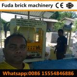 Interverrouillage Finisseur de béton creux brique solide bloc Prix de la machine