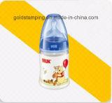 Lámina para gofrar caliente de la alta calidad para el vidrio plástico de papel