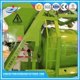 Hidráulico forçado da grande eficiência com o único misturador concreto do eixo Jzm500