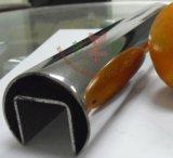 304, de Decoratieve Buis van Roestvrij staal 316 voor Glas