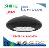 La luz de la Bahía de LED de alta eficiencia de la luminaria OVNI 150LMW
