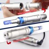 Ceja y eliminación de la pluma del Dr. Pen Ultima A6 Wireless Derma de Microneedle de la bebida