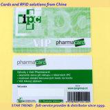 Plastikkarte mit Dod-Drucken-Barcode/Ean13 für Loyalität-Karte