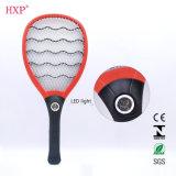 Raqueta Mosquito recargables de alta calidad con la linterna