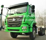 판매를 위한 371HP Sinotruk HOWO 6X4 트랙터 트럭 헤드