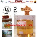 Trenbolone líquido amarillento oscuro semielaborado Enanthate 100mg/Ml para el Bodybuilding
