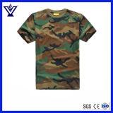 Kurze Hülsen-Tarnung-Militärt-shirt (SYSG-567)
