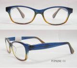 最新の様式の熱い販売のCPの注入Eyewearはアセテートカラーを好む