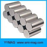 De Magneet van de Cilinder van het Neodymium van de Zeldzame aarde van hoge Prestaties