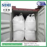 Venta directa de fábrica 52.5 grado cemento blanco tipo I.