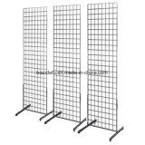 3 Seiten-Ausstellungsstand-Rasterfeld-Wand-Ineinander greifen-Panel