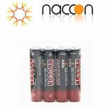 1.5V R03 P Kohlenstoff-Zink AAA-Größen-Batterie
