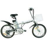 E-Bicicletta pieghevole approvata del CE (QD-002)
