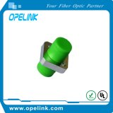 Adaptador de fibra óptica FC