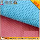De PP reutilizáveis Spunbond coloridos Nonwoven Fabric para sacos fazendo