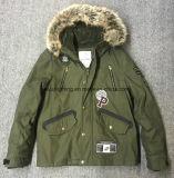 최신 물개 남자 삼림 지대 방수 겨울 간결 재킷 고품질