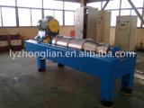 Tipo horizontal centrifugadora de la producción grande de la alta calidad Lw550*1900 de la descarga del espiral