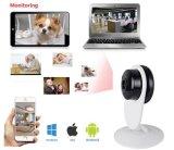 Câmara de vigilância do vídeo do IP da segurança do CCTV do USB mini WiFi do cartão de Digitas Cmera PTZ 64GB SD