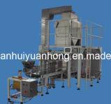 Automatische verpakkingsmachines voor het invoeren van zakken
