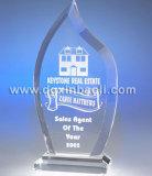 Médailles de table de récompense de trophée d'affichage de cadeaux acryliques pour des cadeaux