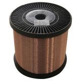 アニールされた銅の覆われたアルミニウムワイヤー(0.12mm CCAW)