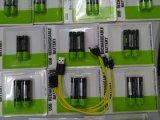 Het Li-Polymeer van aa 1250mAh 1.5V USB Navulbare Batterij met de Kaart van de Blaar