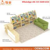 子供のカウボーイからのSalingのための木の読書教室の就学前の家具