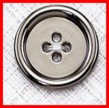 4holes ABS Metallic Button in Gunmetal/Gold/Anti-Brass (A-2017/A-2012/A-2010)