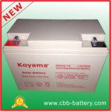 12V 50ah tiefes Schleife-Gel-Solarbatterie für Sonnensystem