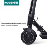 Koowheelの新しい元の小型折られたリチウム電池の移動性の電気蹴りのスクーター