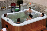 Bañera de hidromasaje al aire libre (SPA-568)