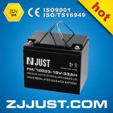 Nachladbare gedichtete Solarbatterie 12V 200ah