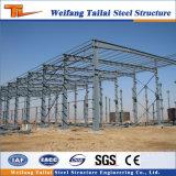 Fácil montar o edifício da construção da construção de aço