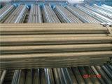電流を通されたEn10255 Mの消火活動鋼管