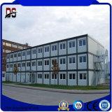 Bajo costo y rápida instalación de edificios de talleres de acero fabricado de acero