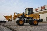 Fabrication de la Chine du chargeur Zl930 de roue de charge de position des machines 1.8ton de construction de routes