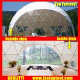 Camera della cupola di disegno del PVC di bianco trasparente libero nuova
