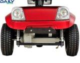 セリウムの障害があるのための中間のサイズ3の車輪の移動性のスクーター
