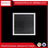 Griglia di alluminio di Eggcrate del soffitto del condizionamento d'aria