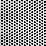 Feuilles rondes en acier inoxydable décoratif en acier inoxydable