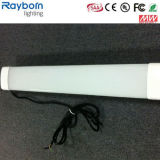 600mm 900 mm de 1200mm Tri-Proof LED de luz para aparcamiento de coches