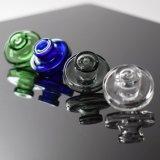 Bontek por grosso de foguetes de quartzo em vidro colorido UFO Carb Pac