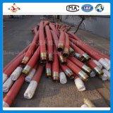 O fio de aço de China espiralou manufatura de borracha de furo da mangueira