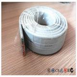 Armadura de alambre de acero recubierto de PVC Cable eléctrico de un solo núcleo 0.6/1kv
