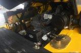 元のIsuzuのエンジンおよびデュプレックス4.0mのマストが付いている国連7.0tディーゼルフォークリフト