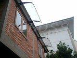 Toldo de policarbonato/ Canopy / tiendas de campaña/ refugio para las ventanas y puertas