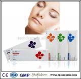 Llenador reticulado inyección cutánea de la ha del ácido hialurónico del uso de la cara